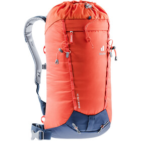 deuter Guide Lite 24 Backpack, papaya/navy